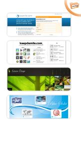 Primeri web dizajna stranice stranica