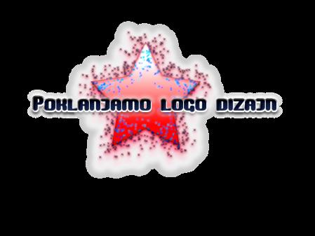 Poklanjamo logo dizajn